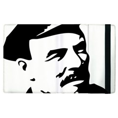 Lenin Portret Apple Ipad 3/4 Flip Case