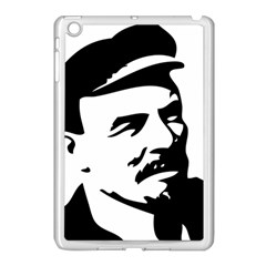 Lenin Portret Apple iPad Mini Case (White)