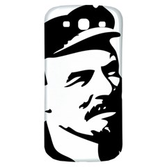 Lenin Portret Samsung Galaxy S3 S III Classic Hardshell Back Case