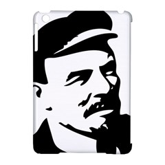 Lenin Portret Apple iPad Mini Hardshell Case (Compatible with Smart Cover)