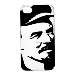 Lenin Portret Apple Iphone 4/4s Hardshell Case With Stand