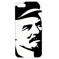 Lenin Portret Apple iPhone 5 Hardshell Case with Stand