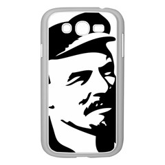 Lenin Portret Samsung Galaxy Grand DUOS I9082 Case (White)