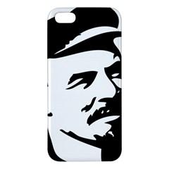 Lenin Portret iPhone 5S Premium Hardshell Case