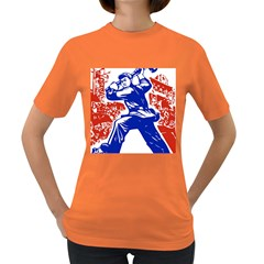 Communist Party Of China Womens' T-shirt (Colored)