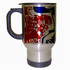 Communist Party Of China Travel Mug (silver Gray)