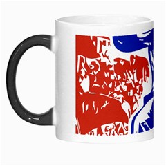 Communist Party Of China Morph Mug