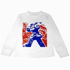 Communist Party Of China Kids Long Sleeve T-Shirt