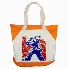 Communist Party Of China Accent Tote Bag