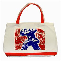 Communist Party Of China Classic Tote Bag (Red)
