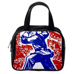 Communist Party Of China Classic Handbag (One Side)