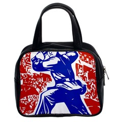 Communist Party Of China Classic Handbag (Two Sides)