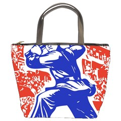 Communist Party Of China Bucket Bag
