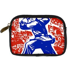 Communist Party Of China Digital Camera Leather Case