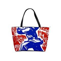 Communist Party Of China Large Shoulder Bag