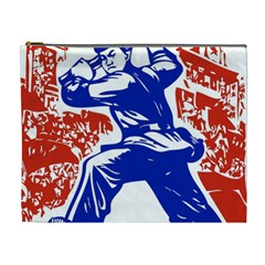 Communist Party Of China Cosmetic Bag (XL)
