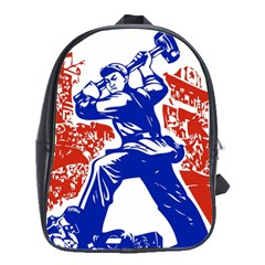 Communist Party Of China School Bag (Large)
