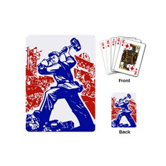Communist Party Of China Playing Cards (Mini)