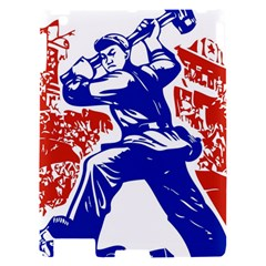 Communist Party Of China Apple iPad 2 Hardshell Case