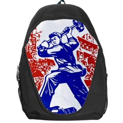 Communist Party Of China Backpack Bag