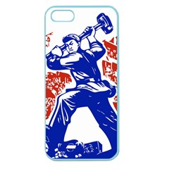 Communist Party Of China Apple Seamless iPhone 5 Case (Color)