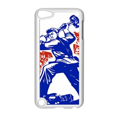 Communist Party Of China Apple iPod Touch 5 Case (White)