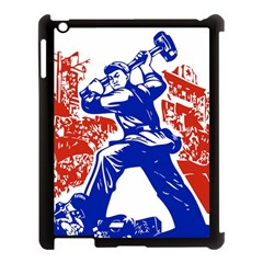 Communist Party Of China Apple Ipad 3/4 Case (black)