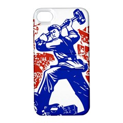 Communist Party Of China Apple iPhone 4/4S Hardshell Case with Stand