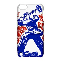 Communist Party Of China Apple Ipod Touch 5 Hardshell Case With Stand
