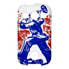 Communist Party Of China Samsung Galaxy S7710 Xcover 2 Hardshell Case