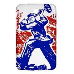 Communist Party Of China Samsung Galaxy Tab 3 (7 ) P3200 Hardshell Case