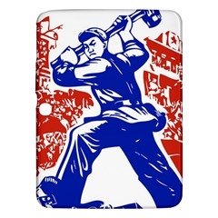 Communist Party Of China Samsung Galaxy Tab 3 (10.1 ) P5200 Hardshell Case
