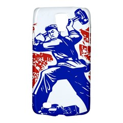 Communist Party Of China Samsung Galaxy S4 Active (I9295) Hardshell Case