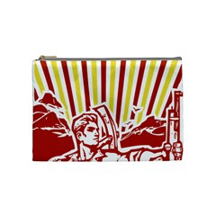 Octobe revolution Cosmetic Bag (Medium)