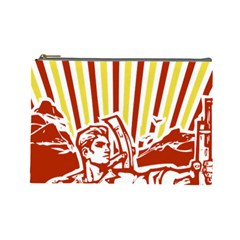 Octobe revolution Cosmetic Bag (Large)