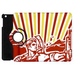 Octobe Revolution Apple Ipad Mini Flip 360 Case