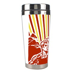 Octobe Revolution Stainless Steel Travel Tumbler