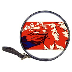 Communist Propaganda He And She  CD Wallet