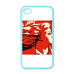 Communist Propaganda He And She  Apple iPhone 4 Case (Color)