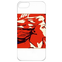 Communist Propaganda He And She  Apple Iphone 5 Classic Hardshell Case