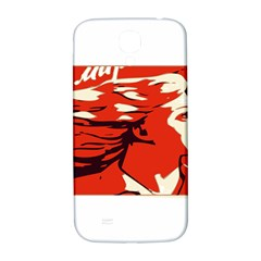 Communist Propaganda He And She  Samsung Galaxy S4 I9500/I9505  Hardshell Back Case