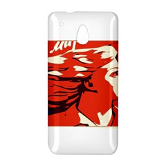 Communist Propaganda He And She  HTC 601e (One Mini) M4 Hardshell Case