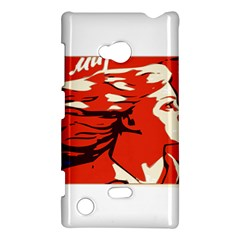 Communist Propaganda He And She  Nokia Lumia 720 Hardshell Case