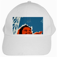 Building Together White Baseball Cap