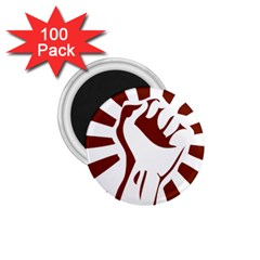 Fist Power 1.75  Button Magnet (100 pack)
