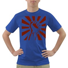 Fist Power Mens' T Shirt (colored)