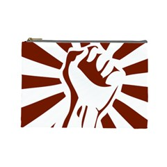 Fist Power Cosmetic Bag (large)