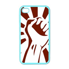 Fist Power Apple Iphone 4 Case (color)