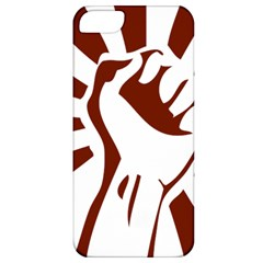 Fist Power Apple iPhone 5 Classic Hardshell Case