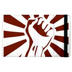 Fist Power Apple iPad 2 Flip Case